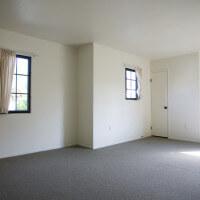 Inside of a Volunatrio, showing the living room