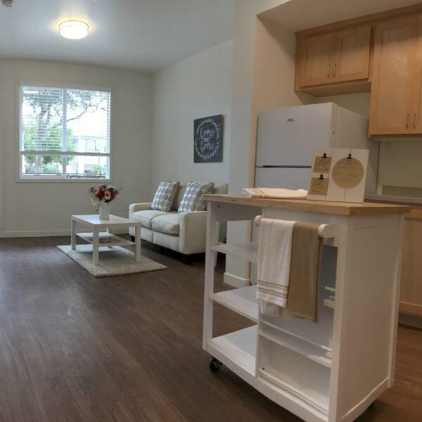 Grace Village Apartments Housing Authority Of The City Of Santa Barbara