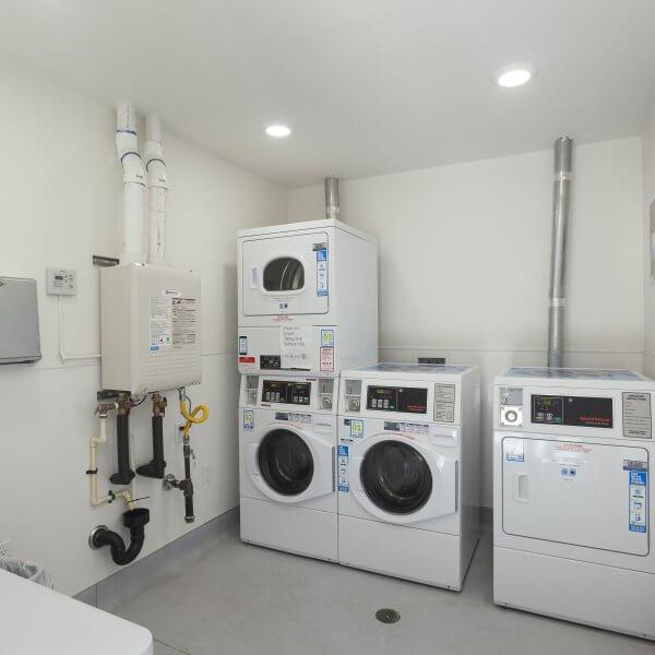 photo of laundry room