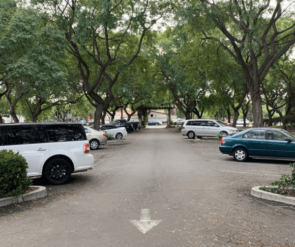 Parking Lot at 400 W. Carrillo Street
